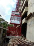 1 тонна реечной Лифт , дом , лифт, лебедка Строительство ( SC100 )null