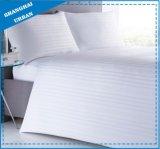 3PCS優れた綿の縞の羽毛布団カバー寝具