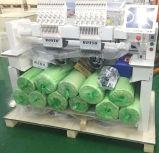 2 Nadel-Hochgeschwindigkeitscomputer-Stickerei-Maschine Wy1202CH des Kopf-12