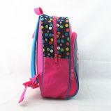 子供のための学校のバックパックに戻って印刷されるピンクのかわいい