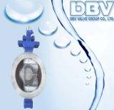 企業の裸のWcb Vのタイプフランジの浮遊球弁