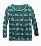 Fibre en bambou confortable avec des vêtements de bébé de pyjamas de qualité