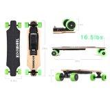 Koowheel Patent-Lithium-Batterie-starkes Bewegungsschmutz-Fahrrad-elektrisches Skateboard 2017 mit Fabrik-Preis