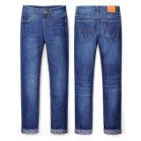 2017 джинсыов синих хлопков способа джинсыов оптовых людей вскользь