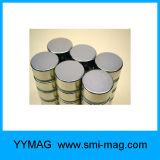 円形の磁石のNdFeB磁気ディスク