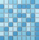 Baumaterial-keramische Mosaik-Fliesen mit dem Knistern-Eis keramisch