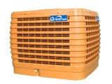 refrigerador de aire industrial montado en la pared de 20000CMH Evaportive