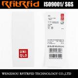 Tag RFID Anti-Violent de vêtement de la fréquence ultra-haute 860-960MHz pour le vêtement
