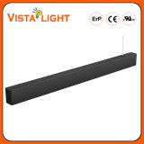 Energiesparendes LED lineares hängendes Licht des Aluminiumstrangpresßling-für Hotels