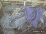 Tutte le stagioni hanno utilizzato i jeans utilizzati /Wholesale dei pantaloni dei jeans degli uomini nella vendita