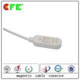 Connettore magnetico maschio di illuminazione di prezzi di fabbrica 2pin LED