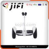Motorino elettrico con le grandi rotelle e la scalata costantemente