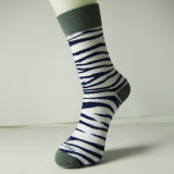 Form-Männer Plain Socken-Entwurfs-Zoll