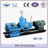 Bw 150 펌프 시멘트 주둥이로 파헤침 펌프 수도 펌프를 그라우트로 굳히는 고압 진흙 펌프