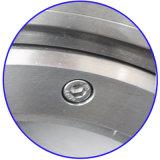 러시아 CF8 웨이퍼 금속 시트 세겹 괴상한 나비 벨브