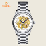 Horloge 72354 van de klassieke Mensen Bedrijfs Automatische Mechanische van het Roestvrij staal