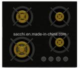 最高のエリート4の黄銅バーナーのガスの歯切り工具(8mmガラス)