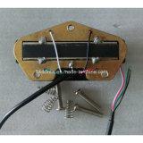 低雑音の刃の二重コイルの柵遠い橋ギターの積み込み