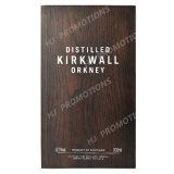 Qualitäts-Eichen-furnierenwhisky-Kasten (HJPWSB01)