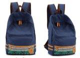 (KL279) Sacs d'épaule durables personnalisés de sacs d'école de toile d'élèves doubles