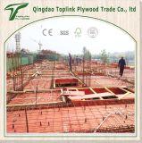 Da madeira compensada quente das vendas WPC da fábrica madeira compensada Shuttering concreta do PVC/