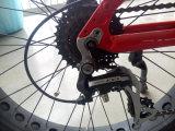 Bici eléctrica de la nueva suspensión completa del diseño 2017 con el neumático gordo