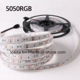 SMD5050 60LEDs / M Strip LED con el CE RoHS