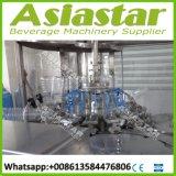 Totalmente automática Pure Mineral Agua Potable 3 en 1 Máquina de llenado