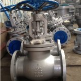 valvola di globo del acciaio al carbonio di 150lb 4inch A216 Wcb