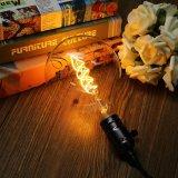 Bombilla AC220V de Edison de la vendimia de la MAZORCA LED de E27 Dimmable de la lámpara del filamento de interior industrial retro de la iluminación