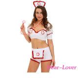 Droge-Einspritzung-Flirt-Krankenschwester-Kostüm