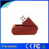 Émerillon libre en gros 8GB en bois Pendrive d'impression de logo de la Chine Manufacter