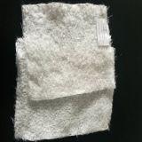 Couverture de pointeau de fibre de verre pour Filt ou isolation, couvre-tapis de cardage de fibre de verre de 40mm, feutre de fibre de verre de silice, couvre-tapis de Chaleur-Isolation