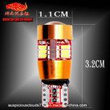 Lámpara auto de la separación de T10-27SMD3014 5W LED (lámpara auto de la anchura del LED)