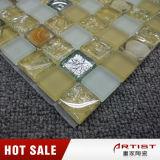 Стекло легкой конструкции мозаики кристаллический с мозаикой раковины
