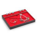 Jóia do plutônio/páletes do anel da jóia/bandejas indicador da jóia/Caixa-um contrárias indicador da jóia