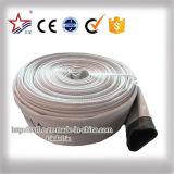 Tubo flessibile sintetico di gomma dell'acqua della tela di canapa da 2.5 pollici