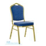 レストラン(HW-YH039C)の宴会のためのアルミニウム食事の椅子