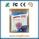 Disco super do USB do capitão América do herói do presente dos desenhos animados