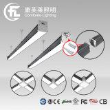 La lunghezza lineare TUV/UL/Dlc/CB di alta luminosità 100/130lm/W 0.3m-2.4m del dispositivo della lampada del LED ha approvato
