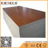 De houten Korrel kleurt MDF van de Melamine in China