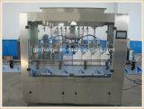 Máquina de etiquetado de relleno del petróleo de la grasa lubricante de la botella que capsula