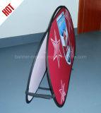 Напольный рекламировать хлопает вверх знамя ткани рамки (SS-AF-6)