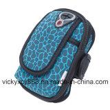 Deportes al aire libre que ejecutan el bolso del brazo del teléfono celular del teléfono móvil del neopreno (CY3643)