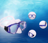Insieme adulto di immersione subacquea di pelle 3PCS, strumentazione di immersione con bombole