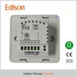 Agua de la visualización de Digitaces LCD/termóstato eléctrico de la calefacción (W81111)