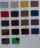 Fournisseur acrylique de feuille de grande quantité de miroir de polystyrène de feuille de miroir de picoseconde