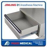 Chinesische Maschine der Anästhesie-Jinling-01 mit Entlüfter