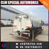 Camion de nettoyage de rue de camion de réservoir plus affleurant de route de Dongfeng 10000L