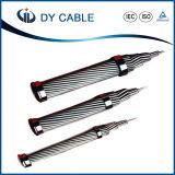 Conductor reforzado acero de aluminio galvanizado sumergido caliente del cable ACSR del conductor del alambre de acero